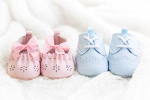Lista de compras para a chegada do bebê