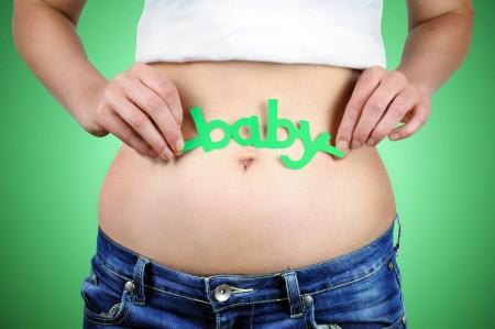 1 mês de gravidez
